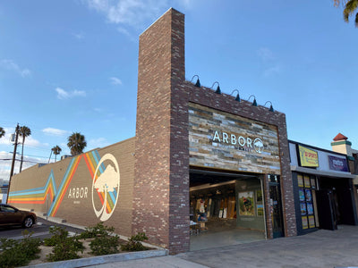 Arbor Collective Adds San Diego Flagship Store