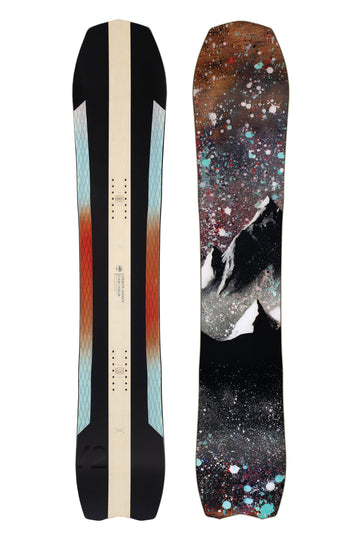 ARBOR ANNEX snowboard specs and price compare
