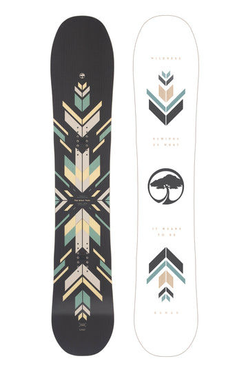 ARBOR VEDA BY MARIE-FRANCE ROY snowboard specs and price compare