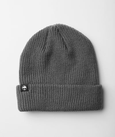 Cornerstone Beanie - Cool Grey
