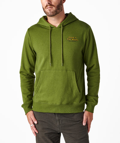 Good In The Woods Hoodie - Sage