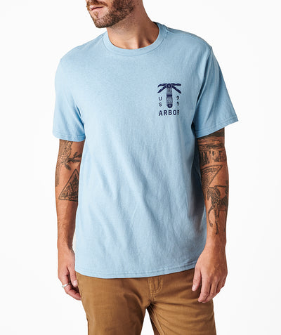 Multi Purpose Tee - Air Force Blue