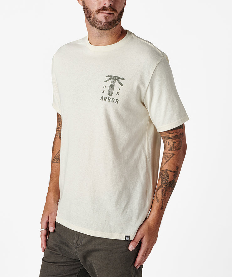 Multi Purpose Tee - Off White