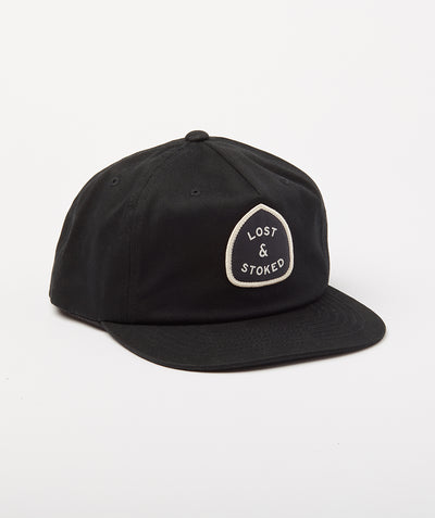 Roadside Cap - Black