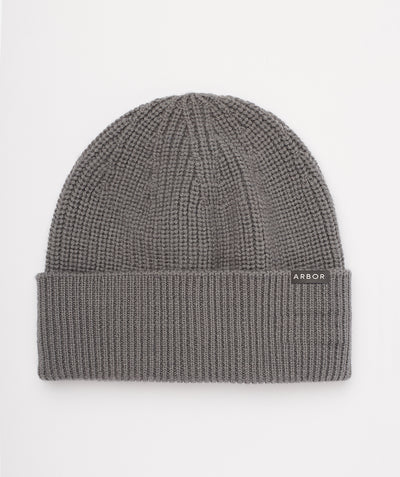 Woodsman Beanie - Cool Grey