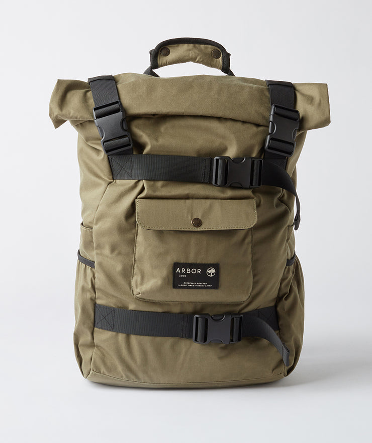 Up-Cargo Pack - Burnt Olive