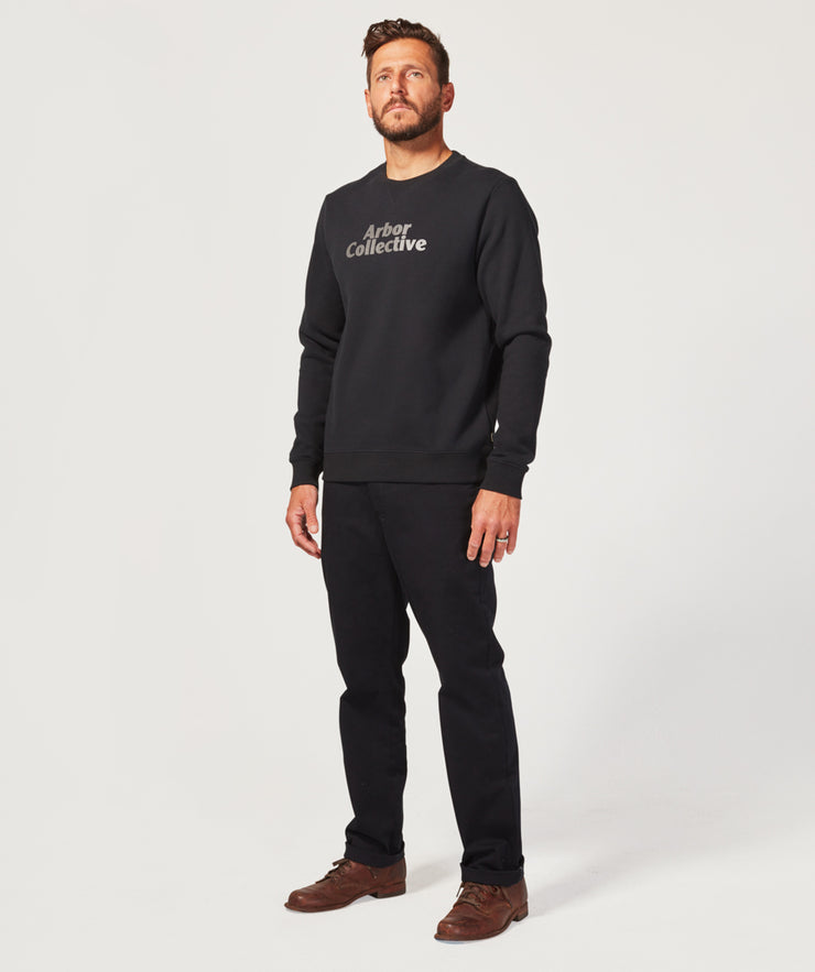 Collective Crew - Black