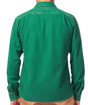 Foundation Chamois Shirt - Emerald