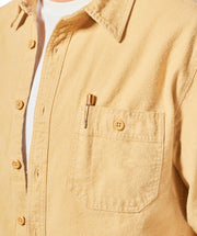Foundation Chamois Shirt - Sand