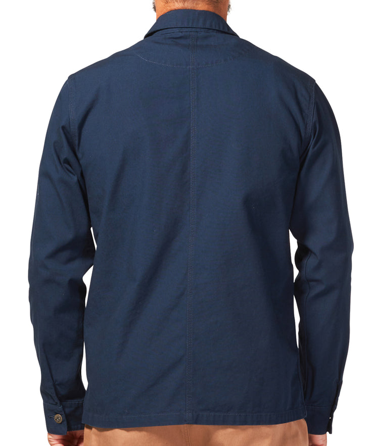 Hatch Jacket - Indigo