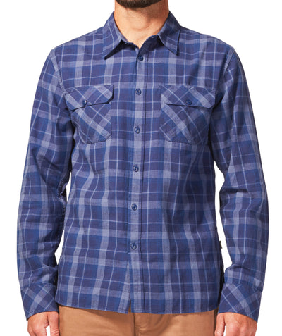 Mission Shirt - Indigo