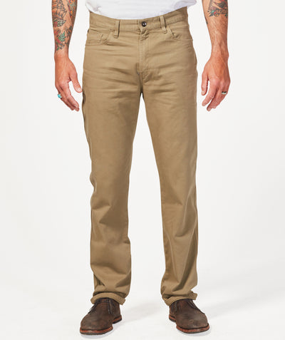 Readymade Pant - Dusky Green