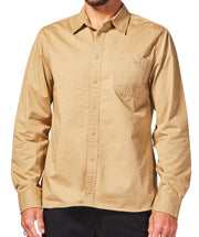 Scout Shirt - Amber Yellow