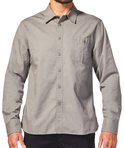 Scout Shirt - Light Grey