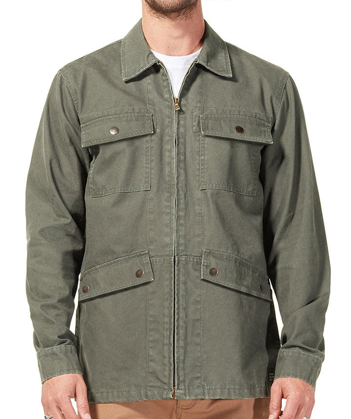 AC5 Jacket - Dark Olive