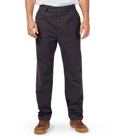 Barracks Pant - Black Navy