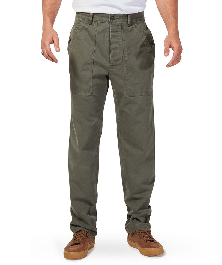 Barracks Pant - Olive Green
