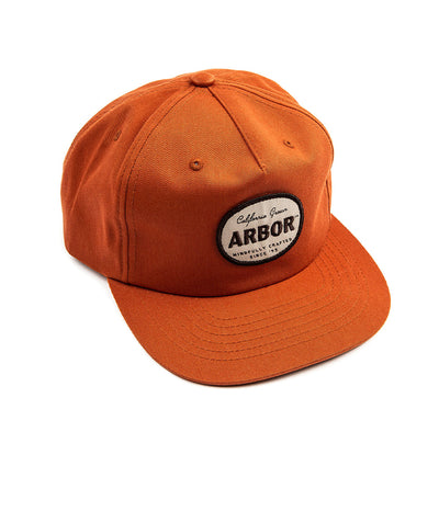 Central Cap - Amber