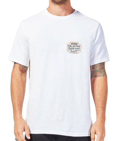 Co-Op Tee - White