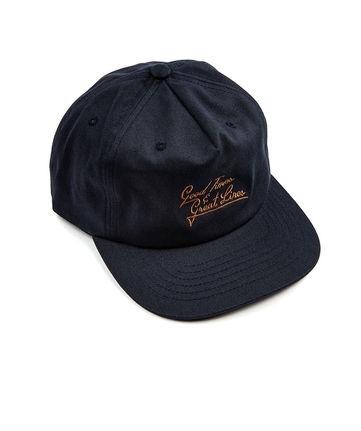 Good Times Hat - Indigo
