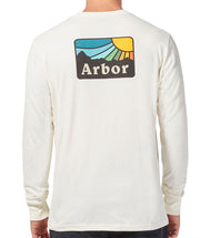 High Rise LS Tee - White