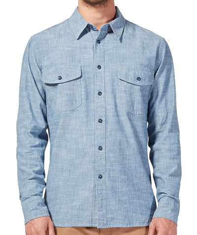 Mill 2.0 Shirt - Indigo