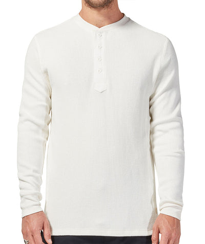 Night Ride Henley 2.0 - Off White