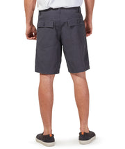 River Short - Black Navy