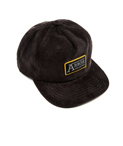 Station Cap - Vintage Black