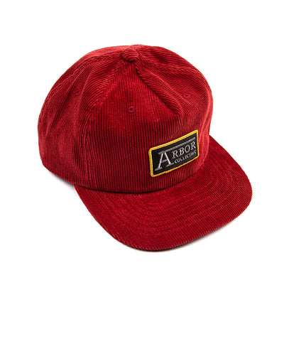 Station Cap - Washed Red