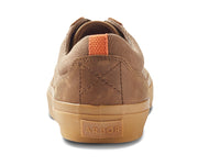Foundation LX - Brown Leather/Gum
