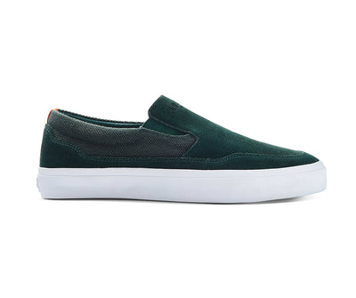 Venice - Hunter Green/White