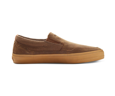 Venice LX - Brown Leather Gum