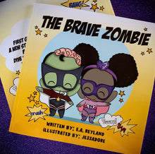 Load image into Gallery viewer, The Brave Zombie Book Bundle