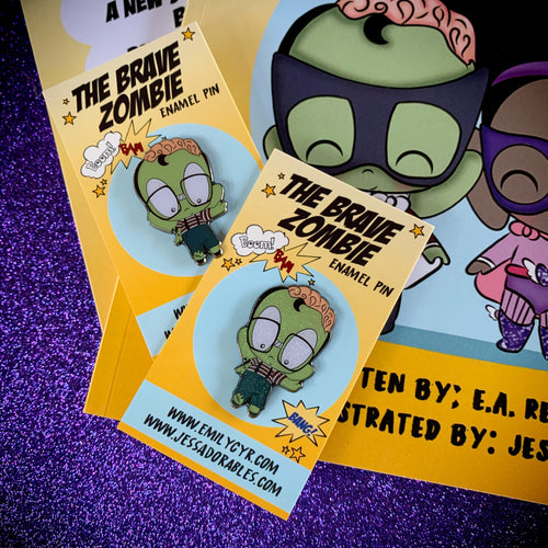 The Brave Zombie Book Bundle