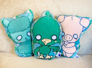 Pillow Plushies
