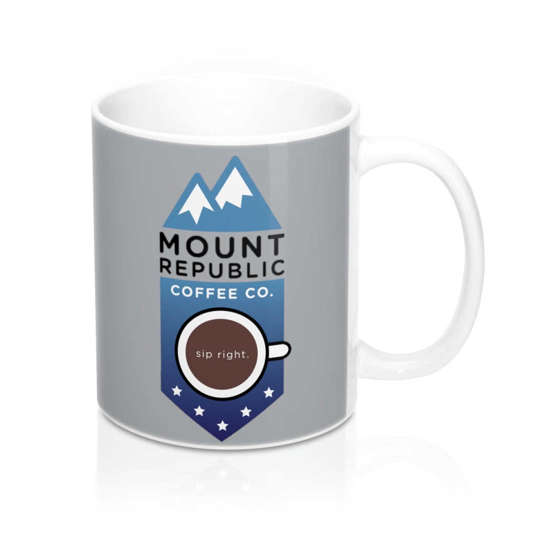 Mount Republic Mug | Mount Republic Coffee Co.