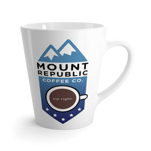 Mount Republic Latte mug | Mount Republic Coffee Co.