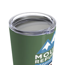 Load image into Gallery viewer, Tumbler-Green | Mount Republic Coffee Co.