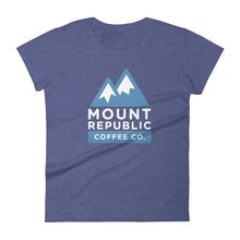 Load image into Gallery viewer, Women's T-Shirt | Mount Republic Coffee Co.