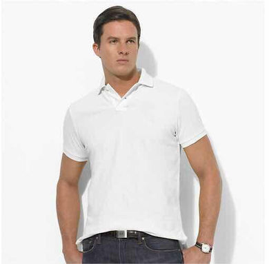 small pony polo top Men Short sleeve Casual rugby Shirt