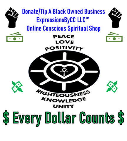 Donate/Tip a Black Owned Business-XbyCC