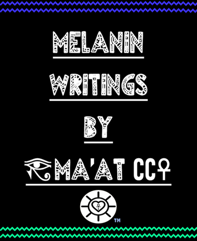 Melanin Writings Poetry Book (PDF EBook Download)⬇️