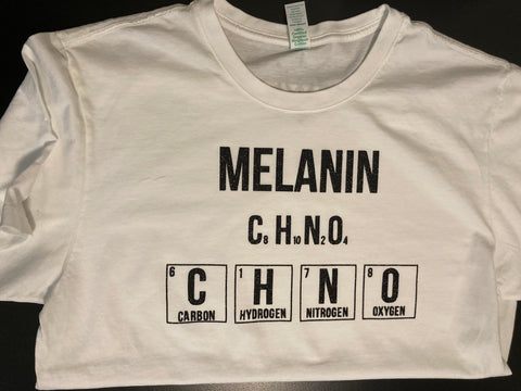 Melanin Elements Organic Cotton XByCC T-Shirt