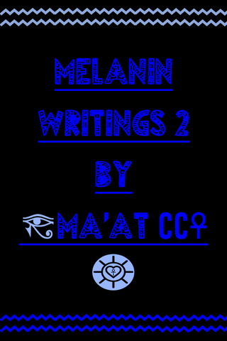 Melanin Writings 2 Poetry Book (Pre-Order)