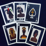 Black Dynasty Playing Cards