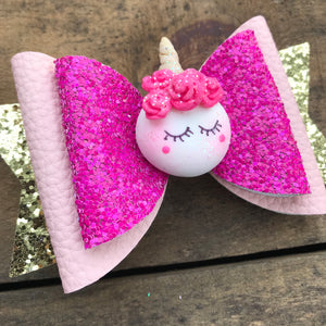 Sleeping Unicorn bow