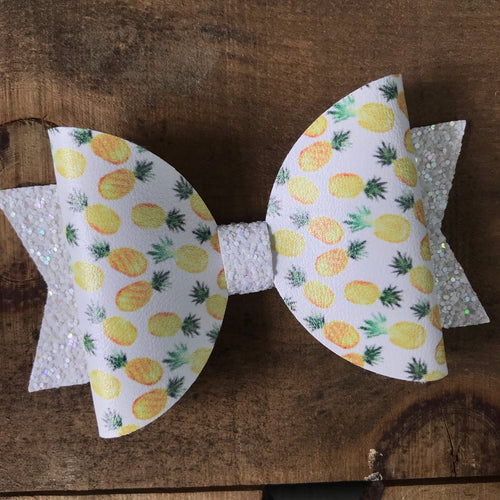 Pineapple bow