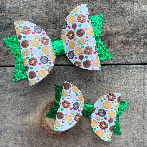 Girl Scout bow