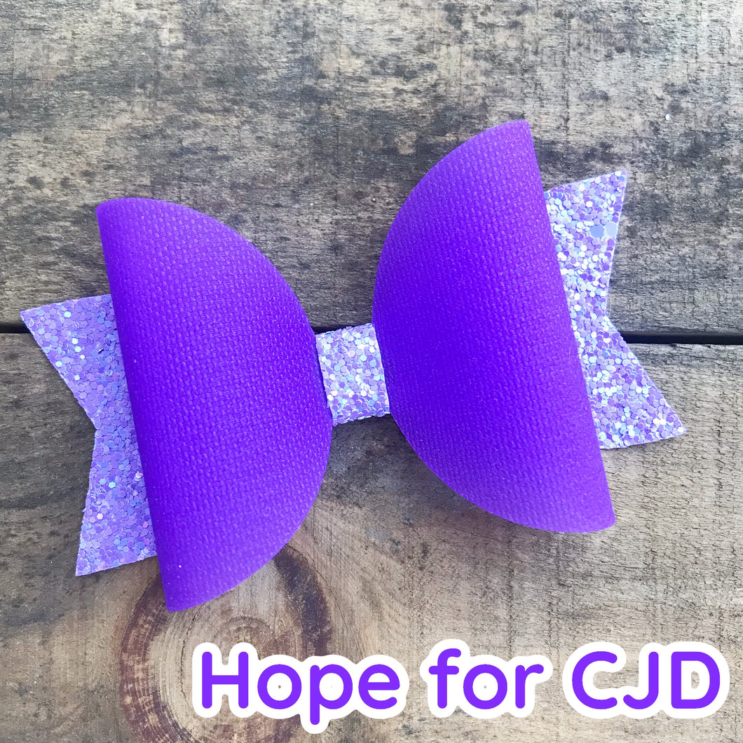 Hope for CJD Bow